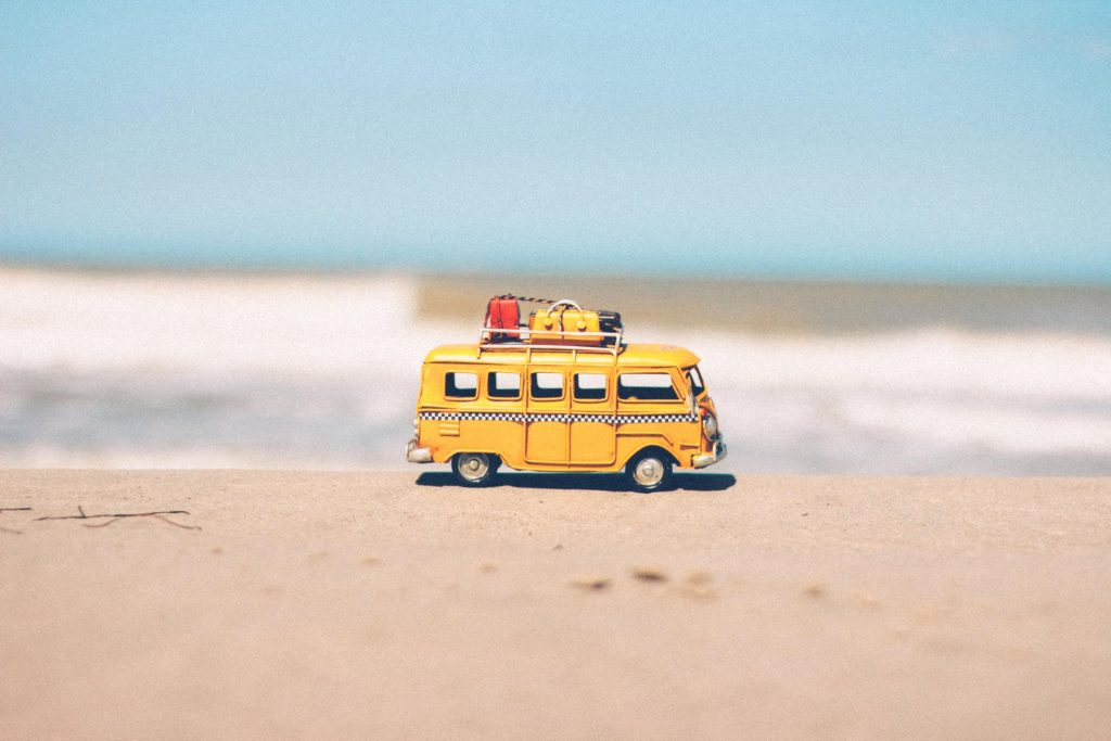 kør selv ferie tips