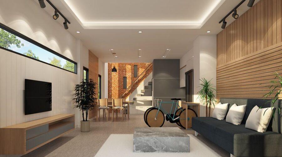 Sådan sparer du penge på indretning af ny lejlighed